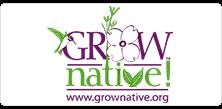 Grow Native! logo.