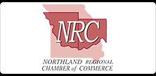 Northland Regional Chamber of Commerce logo.